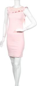 Różowa sukienka Feelgood