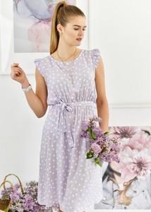 Sukienka Fason bez rękawów w stylu casual mini