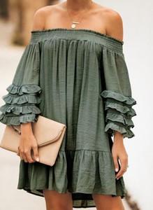 Zielona sukienka Sandbella gorsetowa