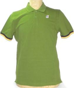 T-shirt K-Way z krótkim rękawem