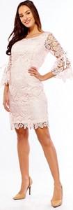 Sukienka Only Exclusive z długim rękawem w stylu casual