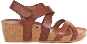 Sandały Qualä ze skóry