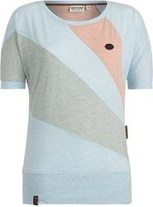 T-shirt Naketano z dresówki