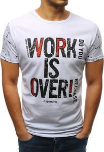 T-shirt Dstreet w młodzieżowym stylu