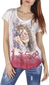 T-shirt Sexy Woman z okrągłym dekoltem z krótkim rękawem