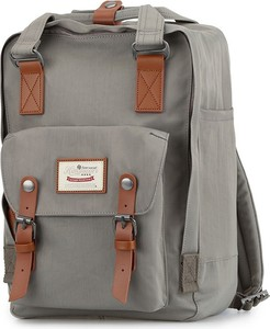Brązowy plecak Himawari