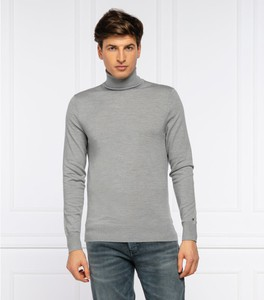 Sweter Tommy Tailored w stylu casual