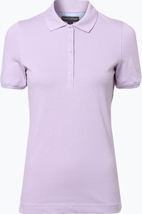 Franco Callegari - Damska koszulka polo, lila