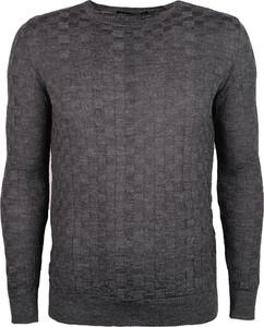 Szary sweter xagon man