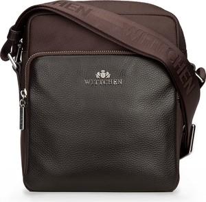3cecf0ce25f1d torby męskie na ramię wittchen - stylowo i modnie z Allani