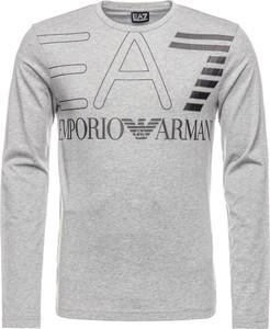 Koszulka z długim rękawem EA7 Emporio Armani z długim rękawem