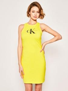 Sukienka Calvin Klein bez rękawów