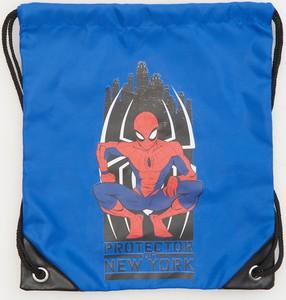 Niebieski plecak Sinsay