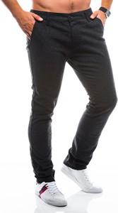 Czarne spodnie inny w stylu casual