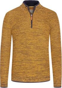 Sweter Camel Active z bawełny