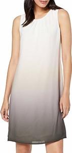 Sukienka amazon.de z okrągłym dekoltem bez rękawów