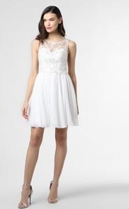 Sukienka Laona bez rękawów rozkloszowana