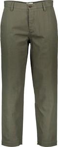 Zielone spodnie Ben Sherman w stylu casual