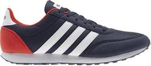 Granatowe buty sportowe Adidas
