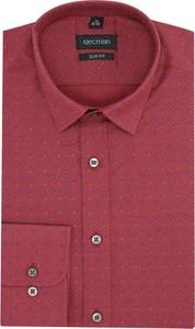 Czerwona koszula Recman
