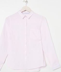Różowa koszula Sinsay