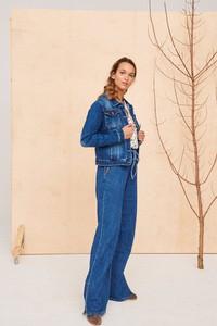 Niebieskie jeansy Blue Shadow