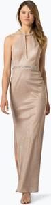 Sukienka Luxuar Fashion bez rękawów