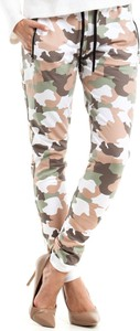 Spodnie MOE z bawełny