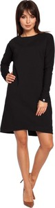 Sukienka Be z długim rękawem asymetryczna w stylu casual