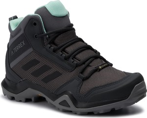 Buty trekkingowe Adidas z goretexu