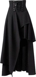 Czarna spódnica Kendallme mini