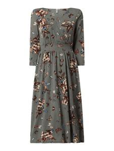 Sukienka Only w stylu casual midi z długim rękawem