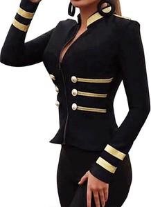 Czarna marynarka Arilook