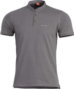 T-shirt Pentagon z bawełny z krótkim rękawem w stylu casual