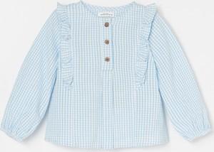 Bluzka dziecięca Reserved z bawełny