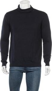 Niebieski sweter Watson`s w stylu casual