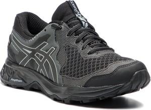 Buty sportowe ASICS sznurowane na koturnie