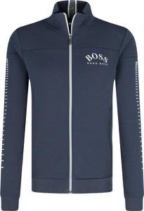Bluza Boss Athleisure krótka w stylu casual