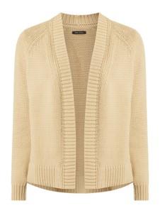 Brązowy sweter Marc O'Polo z bawełny