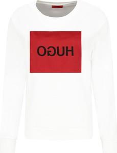 Bluza Hugo Boss krótka w młodzieżowym stylu