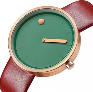 Brązowy zegarek rosinga zegarki kwarcowe