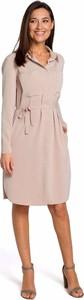 Sukienka Style koszulowa midi