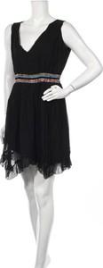Czarna sukienka JOE BROWNS mini