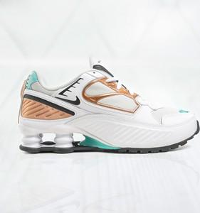 Buty sportowe Nike z płaską podeszwą shox