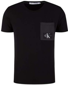 T-shirt Calvin Klein z nadrukiem
