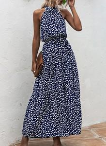 Sukienka Sandbella bez rękawów