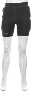 Czarne spodnie sportowe Reusch