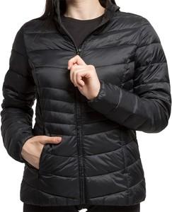 Czarna kurtka 4F w sportowym stylu krótka