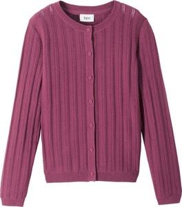 Czerwony sweter bonprix bpc bonprix collection