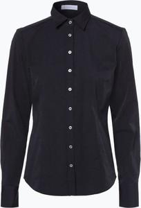 Niebieska koszula brookshire z kołnierzykiem w stylu klasycznym